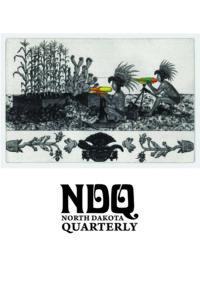 Cover of North Dakota Quarterly Vol. 87, No. 3 and 4