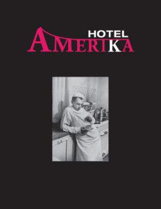 Cover of Hotel Amerika Volume 19.